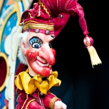 Martin Bridle's Punch & Judy show from Hampshire
