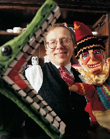 Mark Walker (Horn's Punch & Judy) from the United States